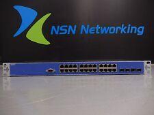 Adtran Netvanta 1544 1700544G1 24-Port Managed Gigabit Switch w/ Rack Ears