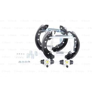 1 Bremsbackensatz BOSCH 0 204 114 546 KIT SUPERPRO passend für AUDI SEAT SKODA