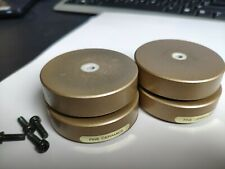 4pcs Original Fine Ceramic feet for Sony CDP-X505/555/559ES CD player Esprit