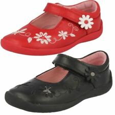 Jane Shoes with Hook & Loop Fasteners for Girls