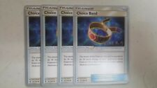 4X Choice Band (121/145) -2017 World Championship- NM Pokemon Promo Cards