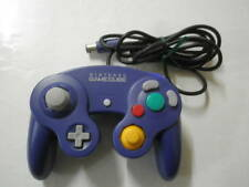 Nintendo GameCube controller Japan GC Violet