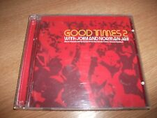 Good Times 2 With Joey & Norman Jay CD O'Jays UMC's Young MC Ethiopians Wookie