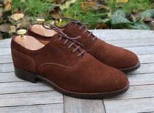 Alfred Sargent 'San Diego' Gamuza Marrón para Hombre Zapatos Oxford Uk 7 F
