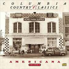 COUNTRY CLASSICS 3: AMERICANA / VARIOUS (CD) sealed