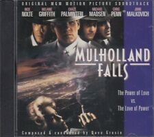 Mulholland Falls Soundtrack Dave Grusin CD FASTPOST