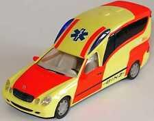 1:87 Mercedes-Benz Binz A 2003 W211 Binz RettBull - herpa 046275