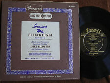 "Duke Ellington/Ellingtonia Volume One/10"" LP/ Brunswick BL 58002/EX"