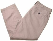 FAT FACE Mens Chino Trousers W34 L27 Beige Cotton  N101