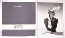 LIBRO BOOK FOTOGRAFICO - IMMAGINE DONNA - LANCOME PARIS - 1990 - ERWITT, BRESSON