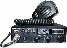President Taylor IV 4 CB Radio 12/24 Volt 40 Channel AM FM Multi 4X4