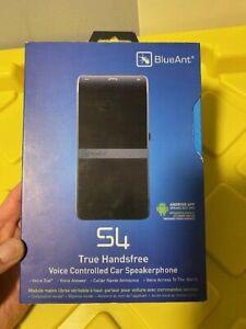 BlueAnt S4 Handsfree Voice Controlled Car Speakerphone