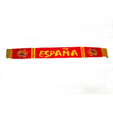 ESPANA SPAIN RED  COUNTRY FLAG  THICK SCARF.. NEW
