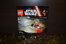 SDCC 2016 Lego Exclusive Star Wars First Order Rebel A-Wing Pilot - SEALED