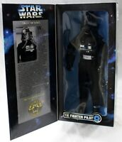 VTG TIE Fighter Pilot - Star Wars: Collector Series - Kenner