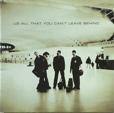 CD - U2 - All That You Can't Leave Behind - #A3113
