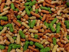 Tottori Premium 4 Farben Mix Teichsticks Fischfutter Teichfutter 5 kg