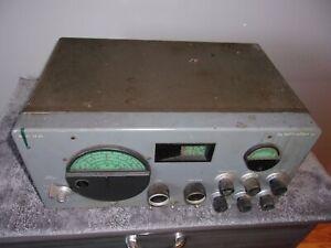 VINTAGE HALLICRAFTERS SX-43 HAM RADIO RECEIVER