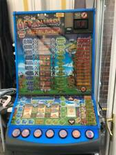 Geronimo fruit machine impulse gaming  for home use only
