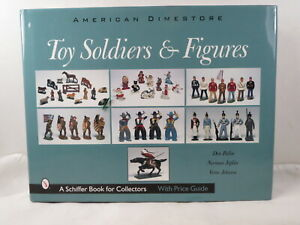 American Dimestore Toy Soldiers & Figures