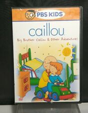 Caillou: Big Brother Caillou & Other Adventures DVD 2004
