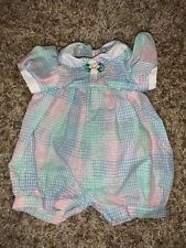 Original Outfit For Playmates Amazing Baby Doll Interactive