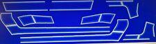 SUZUKI GS1000 GS1000E GS1000EN BLUE RESTORATION DECAL SET 1979
