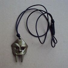 Gladiators Face Plate Necklace  - MF Doom - Jewellery   #SALE PRICE#
