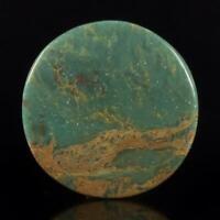 RARE Vibrant Fossil Indonesian Petrified Wood Freeform Cabochon 4.27 g