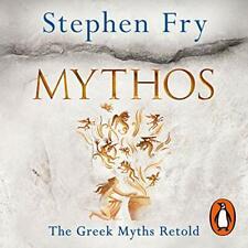 Mythos - The Greek Myths Retold by Stephen Fry - Mp3 audiobook