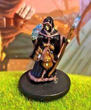 Human Wizard D&D Miniature Dungeons Dragons pathfinder menagerie warlock mage