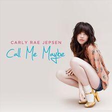 CARLY RAE JEPSEN Call Me Maybe 2-TRACK CARD SLEEVE SEALED