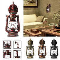 Retro Antique Vintage Exterior Lantern Lamp Wall Sconce Lighting Fixture Outdoor