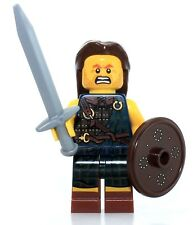 LEGO Collectible MiniFigure: Series 6: #02 - Highland Battler (Sealed Pack!)