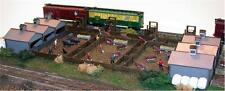The N Scale Architect 10703 N Quality Meat Stock Yard