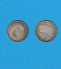 Gertbrolen  Deuxième République 20 Centimes argent Type Cérès 1851 Paris