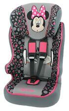 Siège Auto Racer Minnie Groupe 1/2/3 (9-18kg) avec Protection Latérale