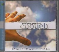 Why Being Good Isn't Enough [Audio CD]