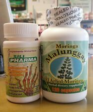 Sili Pharma Joint Pain & Anti-Inflammatory Relief with Moringa Oleifera bottle