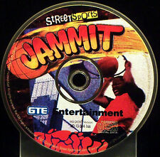 Street Sports Presents: Jammit (PC, 1995) A basketball PC Game - MS-DOS Version