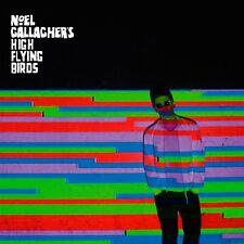 NOEL GALLAGHER'S HIGH FLYING BIRDS In The Heat REMIXES Vinyl RECORD STORE DAY