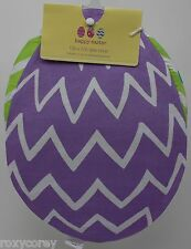 Easter Newbridge Eggs Shaped Table Runner or Placemat 13x70 in NWT
