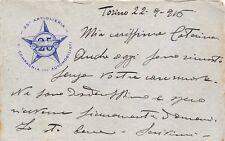 2966) WW1, COMPAGNIA AUTOMOBILISTI DEL 25 ARTIGLIERI.