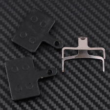 2Pcs Bicycle Semi-metal Disc Brake Pads Fit for Shimano BR-M465 BR-M447 BR-M446
