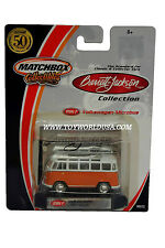 Matchbox Collectibles 50 Years Barrett-Jackson 1967 Volkswagen Microbus