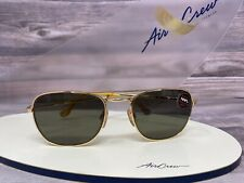 Vintage Aviator Air Crew Randolph Engineering 52 20 Sunglasses Mil Spec~ NOS!