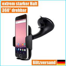 360° Universal Auto KFZ-Halterung LKW PKW Handy Smartphone iPhone Samsung Galaxy