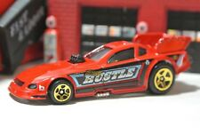 Hot Wheels Ford Mustang Funny Car Loose - Red - 1:64