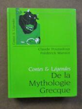 Contes et légendes de la mythologie Grecque /ZA29