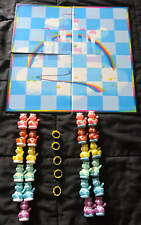 REPLACEMENT Spare PART Care Bears CHECKERS Board Game Crown Checkerboard